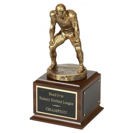 Linebacker Fantasy Football Champions Trophy