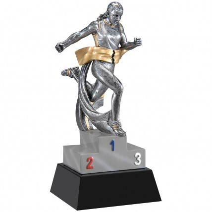 Break Thru Female Track Trophy