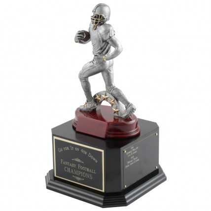 Ultimate Fantasy Football Perpetual Trophy