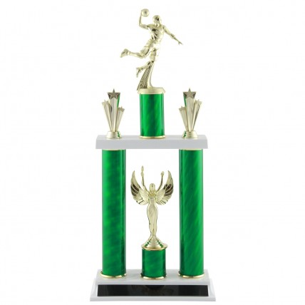 Male Basketball Tournament Trophy – 20""