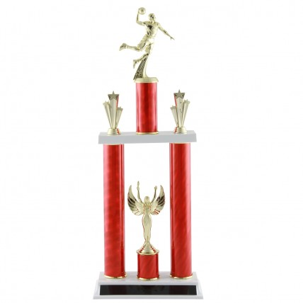 Male Basketball Tournament Trophy – 23""