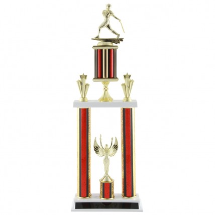 Deluxe Baseball Tournament Trophy - 24.5""