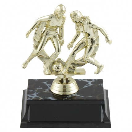 Extreme Action Soccer Trophy - Female