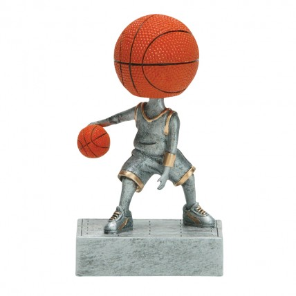 Basketball Bobbleheads