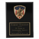 American Flag and Eagle Appreciation Plaque
