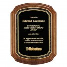 Florentine Border Personalized Wood Plaques