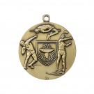 Large Male Track Field Events Medallions