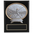 Large Baseball Action Award Plaques