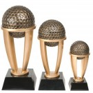 Golf Tower Trophy - three sizes