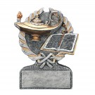 Quality Scholar Award Resin Trophies