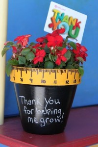Check out great ideas for teacher appreciation at our pinterest page!